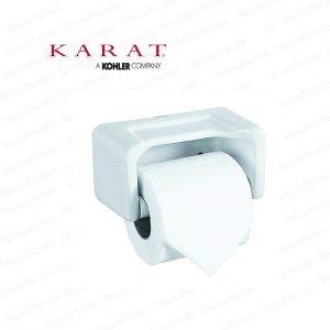 ที่ใส่กระดาษ-คาปรี (K-17053X) สีขาว กะรัต