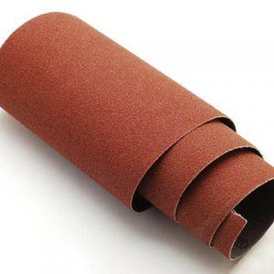 กระดาษทราย-ม้วนแดง #40 คนแบกโลก