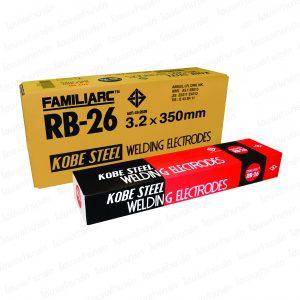 ลวดเชื่อม RB-26 KOBE-โกเบ 3.2 มม.