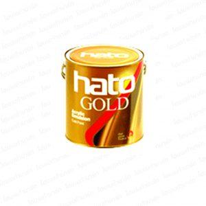 สีน้ำทองคำ (กล.) #AG-99 ทองอเมริกา ฮาโต้