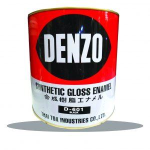 สีน้ำมัน (1กล.) #601 DENZO-เดนโซ่