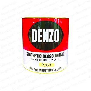 สีน้ำมัน (1กล.) #621 DENZO-เดนโซ่
