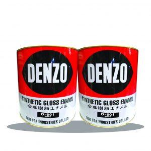 สีน้ำมัน (1/4กล.) #601 DENZO-เดนโซ่