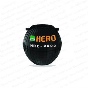 """ถังบำบัดน้ำเสีย 2000 ลิตร (รุ่น HERO) """"DOS"""""""
