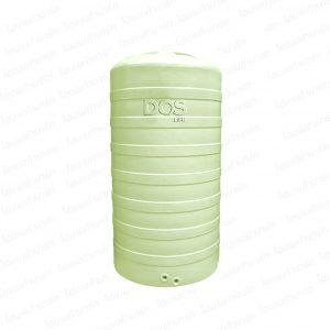 """ถังน้ำบนดิน 1000 ลิตร รุ่น PORCIO (สีครีม) """"DOS"""""""