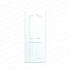 ประตู UPVC 80*200ซม. (PNR-006) สีขาว โพลีวูด