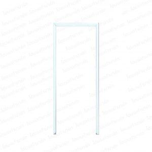 """วงกบประตู 70*200ซม. #JB7020 สีขาว """"YES"""""""