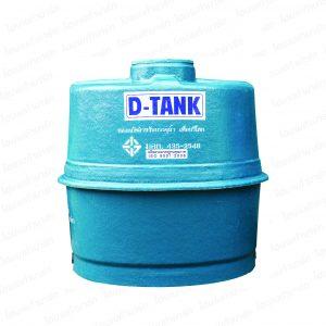 """ถังน้ำไฟเบอร์กลาส-ทรงแอ๊ปเปิ้ล 5000 ลิตร (A-5000) D-TANK """"พี.พี."""""""